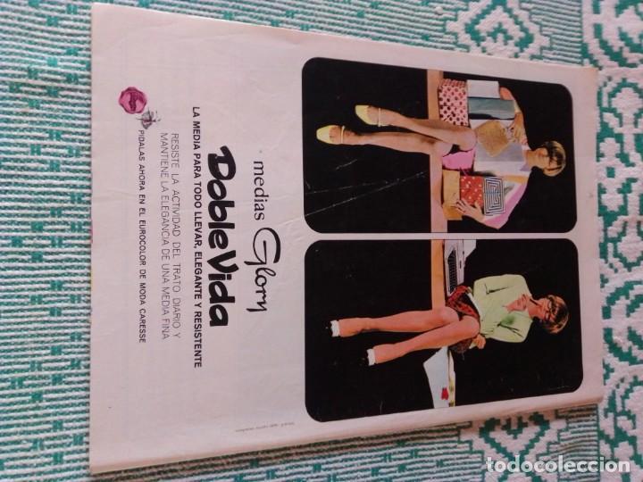 Coleccionismo de Revista Garbo: Revista Garbo 717. Año 1966. Marlon Brando-España-Kennedy-Rita Pavone-Grace y Raniero-Brigitta... - Foto 9 - 193417311