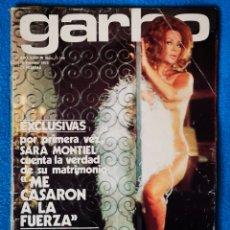 Coleccionismo de Revista Garbo: GARBO - 18 02 1976. Lote 193572958