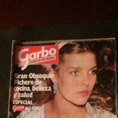 Coleccionismo de Revista Garbo: CAROLINA DE MONACO-ESTEFANIA-MARIA JOSE CANTUDO-JOHN TRAVOLTA-BROOKE SHIELDS-NATALIE WOOD. Lote 195144408