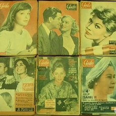 Coleccionismo de Revista Garbo: GRAN LOTE 87 REVISTAS GARBO 1953-1970 MUY ANTIGUAS OFERTA !!!. Lote 198044728