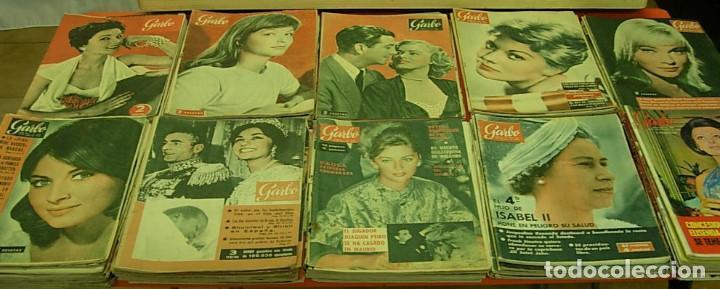Coleccionismo de Revista Garbo: GRAN LOTE 87 REVISTAS GARBO 1953-1970 MUY ANTIGUAS OFERTA !!! - Foto 2 - 198044728