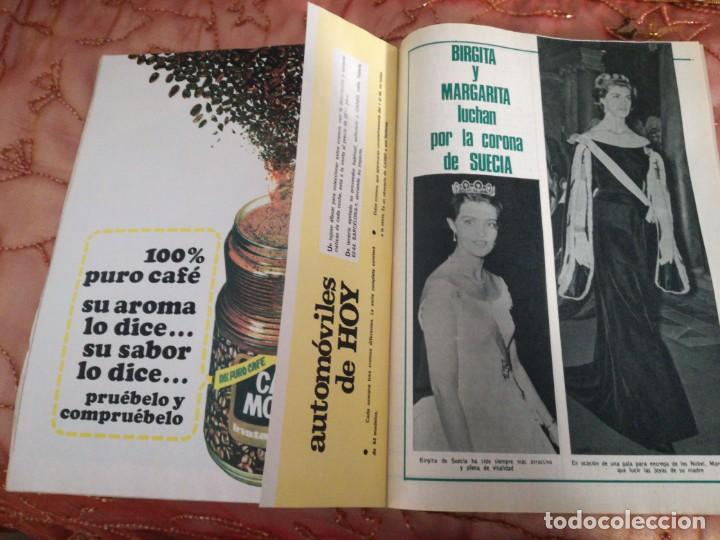 Coleccionismo de Revista Garbo: Revista Garbo Año XV Núm 736 15 Abril de 2967 - Foto 5 - 198529586