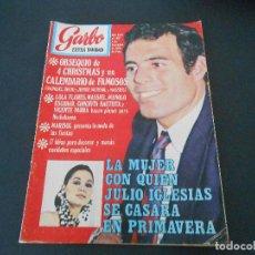 Coleccionismo de Revista Garbo: GARBO. EXTRA NAVIDAD. - AÑO XVIII Nº 927 - 9 DE DICIEMBRE DE 1970 . Lote 199215621