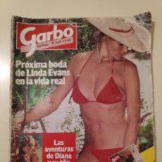 Coleccionismo de Revista Garbo: NT GARBO 1563 MARIANELA GARCIA NIKKA COSTA ISABEL PANTOJA PAQUIRRI ALICIA ARRONDO DROGAS CHISPITA. Lote 199269640