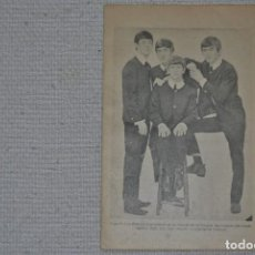 Coleccionismo de Revista Garbo: THE BEATLES SUPLEMENTO DE LA REVISTA GARBO 1980. Lote 199389751