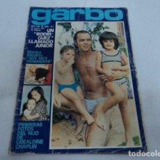 Coleccionismo de Revista Garbo: REVISTA ANTIGUA GARBO AGOSTO 1975 JUNIOR MARISA MEDINA RAPHAEL TARYN POWER ROSA VALENTY. Lote 199511726