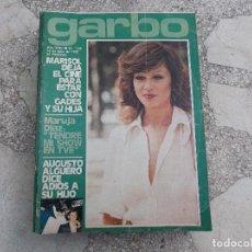 Colecionismo da Revista Garbo: GARBO Nº 1159. 1975, MARISOL, MARUJA DIAZ, AUGUSTO ALGUERO,ROMY SCHNIDER, VICTOR MANUEL Y ANA BELEN. Lote 200327553