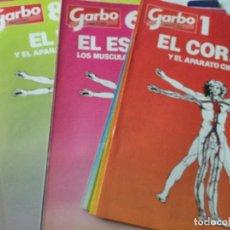 Coleccionismo de Revista Garbo: GARBO- LA SALUD- FASCICULOS : 1-2-3-5-6-7-8-9-10-11-12-13-14-15-16-17-18-19- CARPETA. Lote 203769830