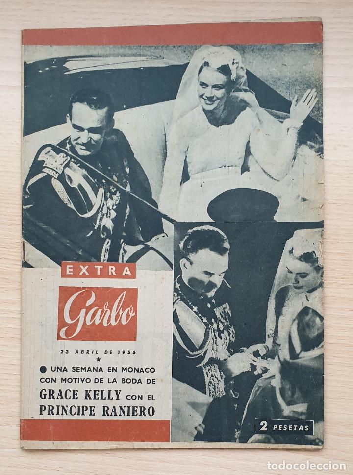 Coleccionismo de Revista Garbo: Lote 3 revistas GARBO - Especiales BODAS REALES - Foto 2 - 204551688