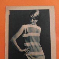 Coleccionismo de Revista Garbo: ANUNCIO PUBLICIDAD AÑO 1965 CONFECCIÓN FIBRA DRALON. Lote 205476537