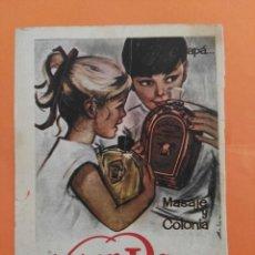 Coleccionismo de Revista Garbo: ANUNCIO PUBLICIDAD AÑO 1965 COSMÉTICA PERFUMERÍA VARÓN DANDY PARERA. Lote 205476653