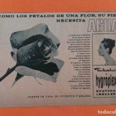 Coleccionismo de Revista Garbo: ANUNCIO PUBLICIDAD AÑO 1965 COSMÉTICA PERFUMERÍA TOKALON. Lote 205508970