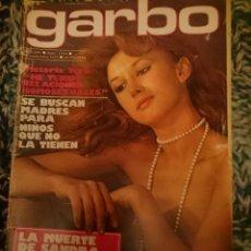 Coleccionismo de Revista Garbo: GARBO N 1274 - 28 SEPTIEMBRE 1977 - INMA DE SANTIS, VICTORIA VERA, SANDRA MOZAROWSKY, MARIA CALLAS. Lote 207427418