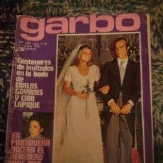 Coleccionismo de Revista Garbo: GARBO - N 1170 - 1 OCTUBRE 1975 20E -INMA DE SANTIS. Lote 207427867