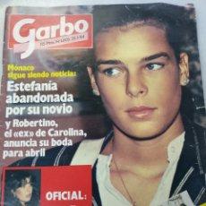 Coleccionismo de Revista Garbo: GARBO NUM 1605, 23 ENERO 1984. ESTEFANIA DE MONACO. Lote 208128306