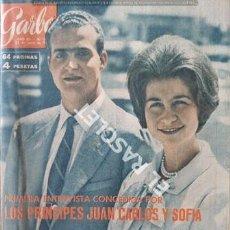 Coleccionismo de Revista Garbo: REVISTA GARBO - Nº 536 - AÑO 1963. Lote 209149975