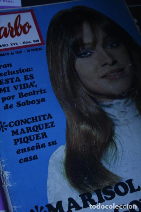 GARBO Nº 846 MARISOL ROCIO DURCAL LUCIA BOSE 1969 (Coleccionismo - Revistas y Periódicos Modernos (a partir de 1.940) - Revista Garbo)