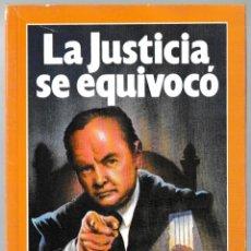 Coleccionismo de Revista Garbo: MARQUESES DE URQUIJO - LA JUSTICIA SE EQUIVOCÓ - GARBO 1983. Lote 210175495