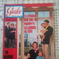 Coleccionismo de Revista Garbo: GARBO Nº 784 - ALEJANDRA DE KENT. Lote 210759660