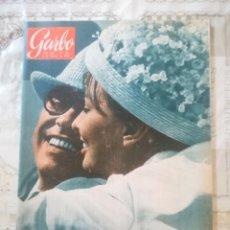Coleccionismo de Revista Garbo: GARBO Nº 622 - CARLO PONTI YA PUEDE CASARSE CON SOFÍA. Lote 210766879