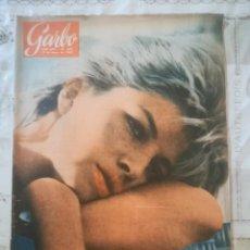 Coleccionismo de Revista Garbo: GARBO Nº 620 - MONICA VITTI / EL HOMBRE QUE IDENTIFICÓ EL CADÁVER DE HITLER. Lote 210767455