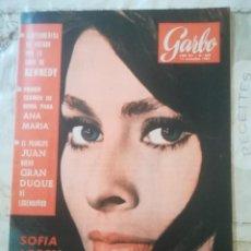 Coleccionismo de Revista Garbo: GARBO Nº 609 - SOFÍA LOREN / KENNEDY / GRAN DUQUE DE LUXEMBURGO. Lote 210770429