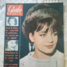 Coleccionismo de Revista Garbo: GARBO Nº 569 - CATHERINE SPAAK / IRENE DE HOLANDA / MICHIKO: LA PRINCESA EN LA JAULA DE ORO. Lote 210813271
