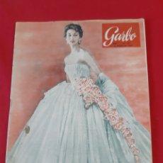 Coleccionismo de Revista Garbo: ANTIGUA REVISTA GARBO AÑO I N?33 AÑO 1953. Lote 210968344