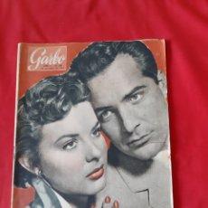 Coleccionismo de Revista Garbo: ANTIGUA REVISTA GARBO NÚMERO 88 AÑO 1954. Lote 211418877