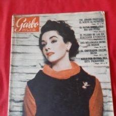 Coleccionismo de Revista Garbo: ANTIGUA REVISTA GARBO NÚMERO 213 AÑO 1957. Lote 211422664