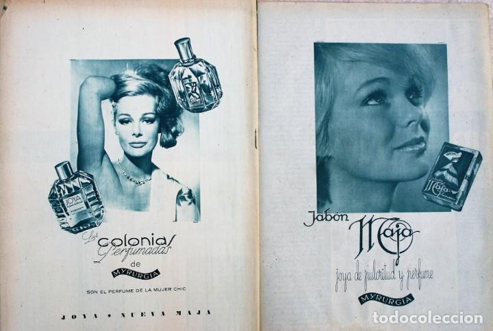 Coleccionismo de Revista Garbo: REVISTAS GARBO 1964 - Foto 5 - 212472530