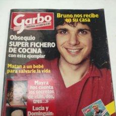 Colecionismo da Revista Garbo: REVISTA GARBO (N° 1569, 16-05-83). Lote 214903171
