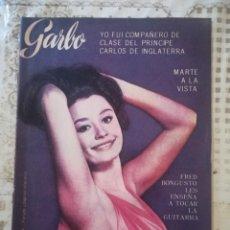Coleccionismo de Revista Garbo: GARBO Nº 647 - RAFFAELLA CARRÁ. Lote 215336245