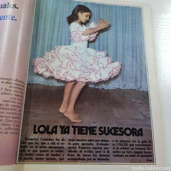 Coleccionismo de Revista Garbo: GARBO N° 1017 NOVIEMBRE 1972 JUAN PARDO - ROSARIO FLORES - SALON DEL AUTOMOVIL ... - Foto 3 - 217935190