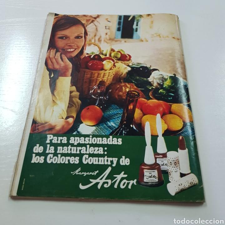 Coleccionismo de Revista Garbo: GARBO N° 1017 NOVIEMBRE 1972 JUAN PARDO - ROSARIO FLORES - SALON DEL AUTOMOVIL ... - Foto 5 - 217935190
