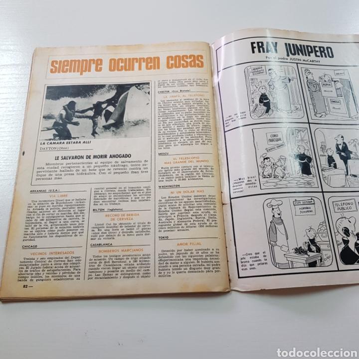 Coleccionismo de Revista Garbo: GARBO N° 800 JULIO 1968 JOHN LENNON BEATLES - BOB KENNEDY ... - Foto 4 - 217973338