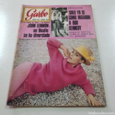 Coleccionismo de Revista Garbo: GARBO N° 800 JULIO 1968 JOHN LENNON BEATLES - BOB KENNEDY .... Lote 217973338