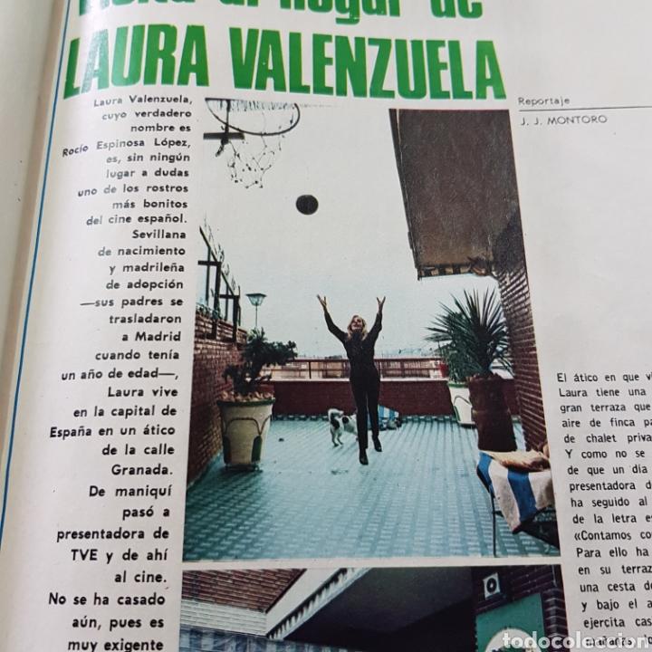 Coleccionismo de Revista Garbo: GARBO N° 798 JUNIO 1968 BOB KENNEDY - EL CORDOBÉS - LAURA VALENZUELA ... - Foto 3 - 217974102
