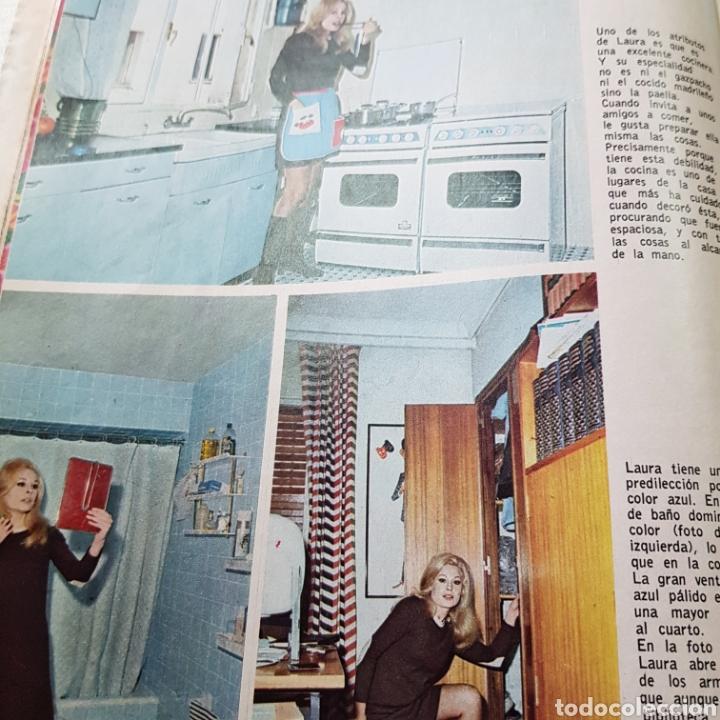 Coleccionismo de Revista Garbo: GARBO N° 798 JUNIO 1968 BOB KENNEDY - EL CORDOBÉS - LAURA VALENZUELA ... - Foto 4 - 217974102