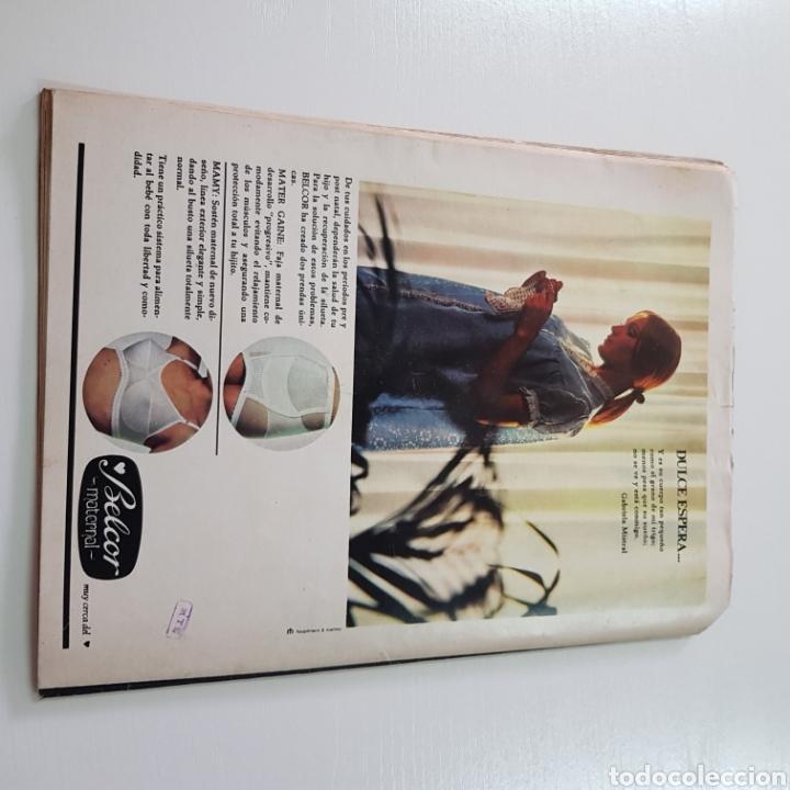 Coleccionismo de Revista Garbo: GARBO N° 882 ENERO 1970 EUROVISION MASSIEL OMAR SHARIFF JOSE BODALO MARISA MELL ... - Foto 4 - 217977082
