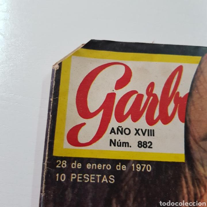 Coleccionismo de Revista Garbo: GARBO N° 882 ENERO 1970 EUROVISION MASSIEL OMAR SHARIFF JOSE BODALO MARISA MELL ... - Foto 5 - 217977082