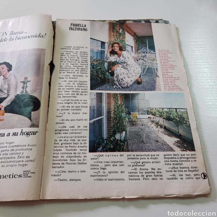 Coleccionismo de Revista Garbo: GARBO N° 904 JULIO 1970 ROCIO DURCAL Y JUNIOR MASSIEL ANDRES PAJARES ... - Foto 4 - 217977910