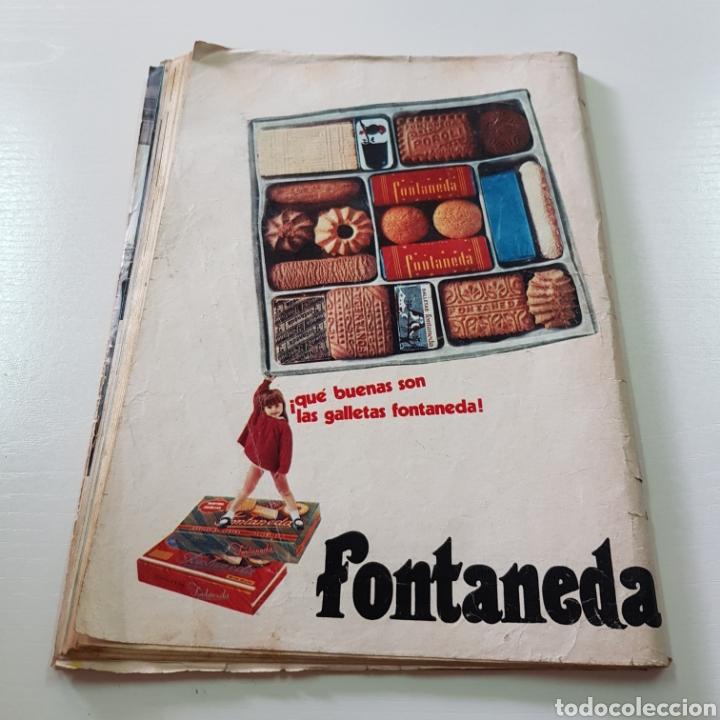 Coleccionismo de Revista Garbo: GARBO N° 904 JULIO 1970 ROCIO DURCAL Y JUNIOR MASSIEL ANDRES PAJARES ... - Foto 5 - 217977910