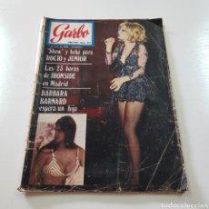 Coleccionismo de Revista Garbo: GARBO N° 904 JULIO 1970 ROCIO DURCAL Y JUNIOR MASSIEL ANDRES PAJARES .... Lote 217977910