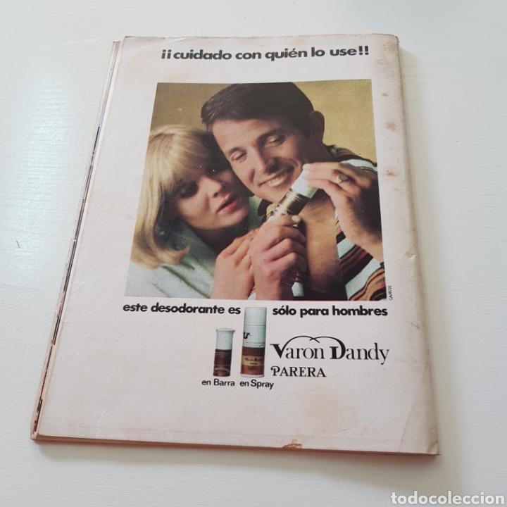 Coleccionismo de Revista Garbo: GARBO N° 797 ROBERT KENNEDY - LAS MUJERS DE LOS KENNEDY - Foto 6 - 218096370