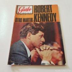 Coleccionismo de Revista Garbo: GARBO N° 797 ROBERT KENNEDY - LAS MUJERS DE LOS KENNEDY. Lote 218096370