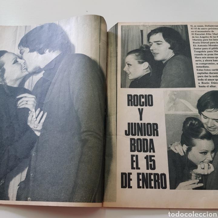 Coleccionismo de Revista Garbo: GARBO N° 887 DICIEMBRE 1969 CHARLES MANSON SHARON TATE ROCIO DURCAL JUNIOR JOHN LENON YOKO ONO - Foto 6 - 218099052
