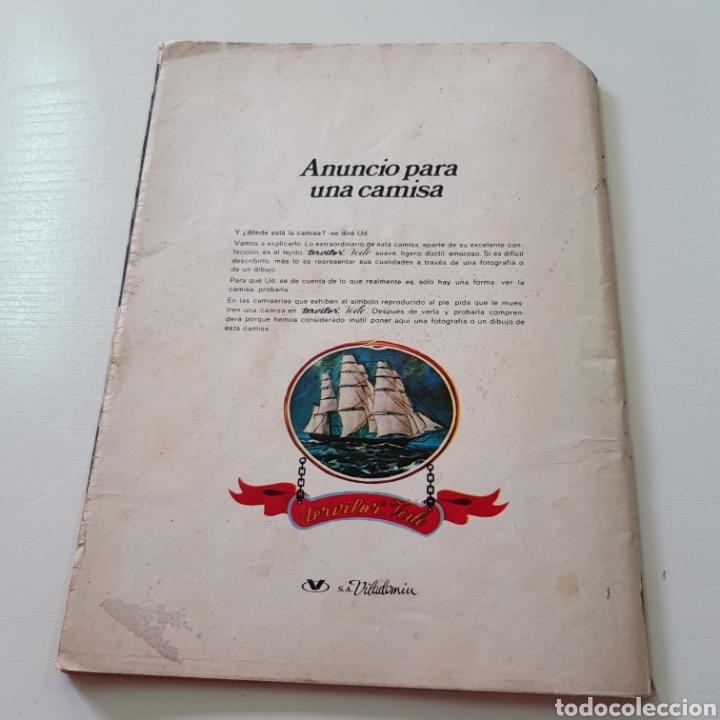 Coleccionismo de Revista Garbo: GARBO N° 887 DICIEMBRE 1969 CHARLES MANSON SHARON TATE ROCIO DURCAL JUNIOR JOHN LENON YOKO ONO - Foto 8 - 218099052