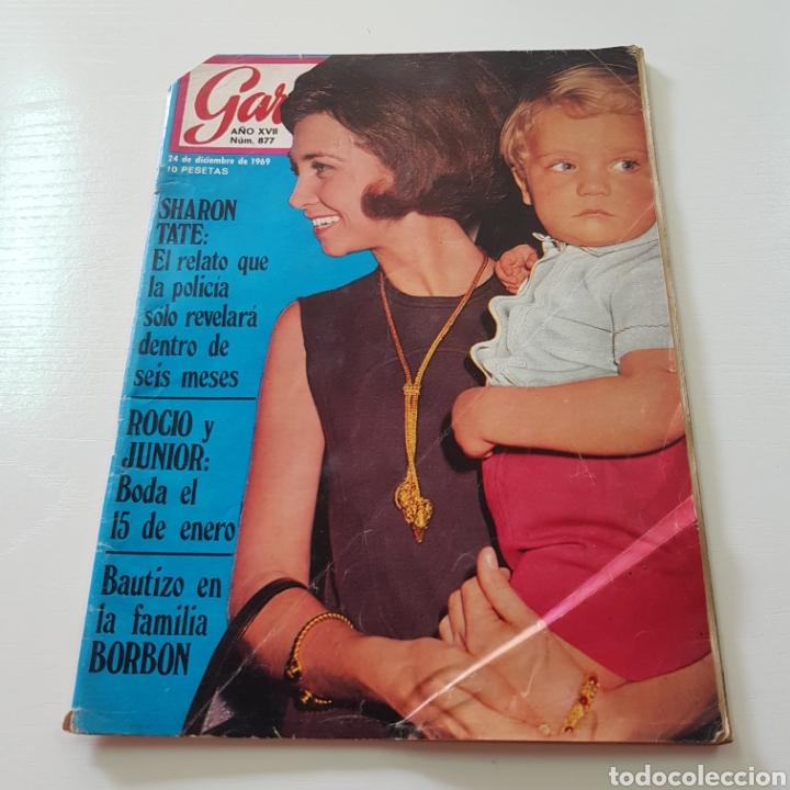 Coleccionismo de Revista Garbo: GARBO N° 887 DICIEMBRE 1969 CHARLES MANSON SHARON TATE ROCIO DURCAL JUNIOR JOHN LENON YOKO ONO - Foto 9 - 218099052