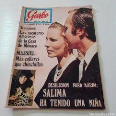 Coleccionismo de Revista Garbo: GARBO N° 917 SEPTIEMBRE 1970 MASSIEL JIMMI HENDRIX .... Lote 218099582